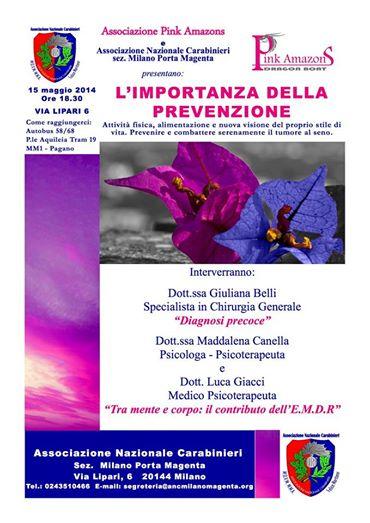 locandina pink amazons