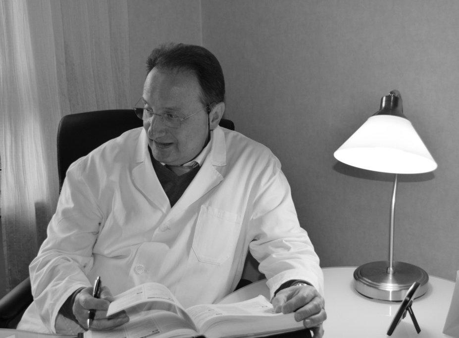 Il dr. Alessandro Redolfi